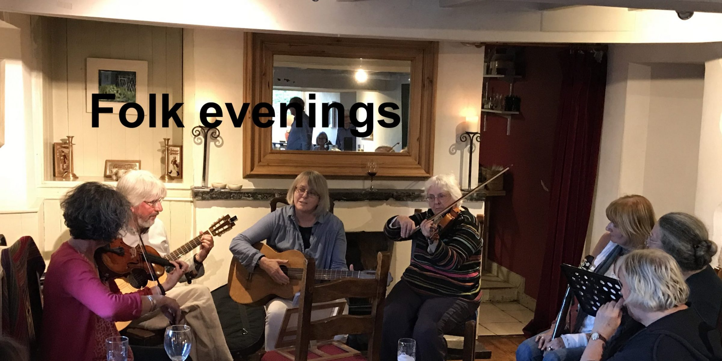 Folk nights at The White Horse